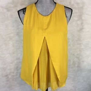 Zara Trafaluc Sleeveless Blouse Tank Top Layered